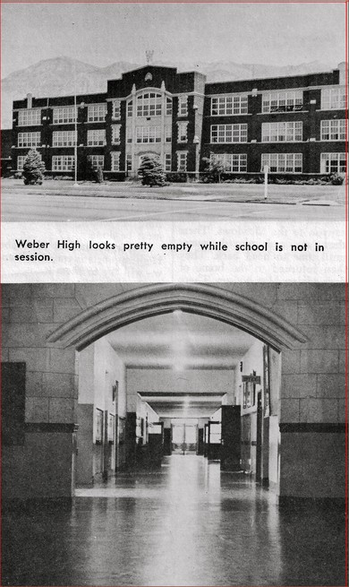 weber high school class of 1962 pleasant view ut